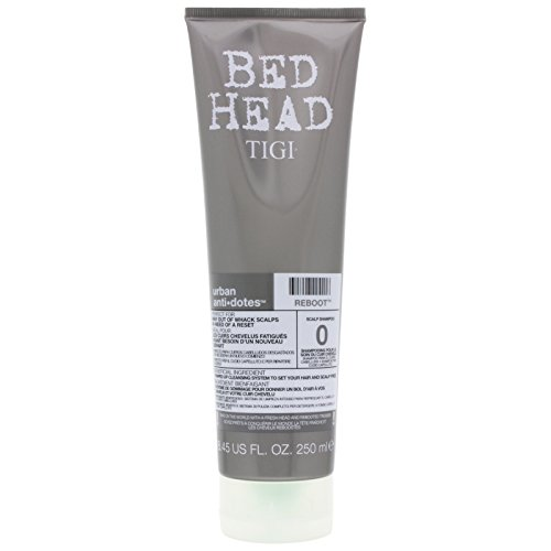 Tigi Bed Head Anti Dotes Reboost Scalp Shampoo 250ml