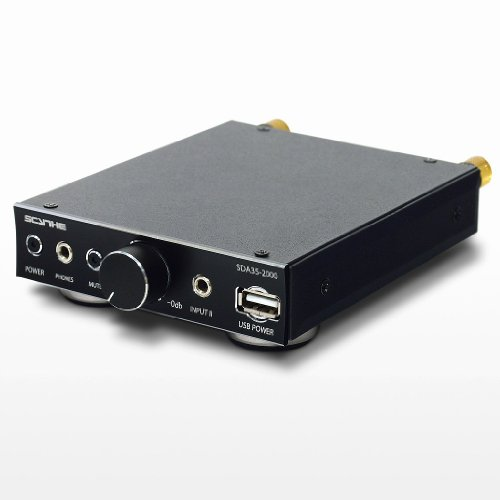 Scythe Digital Verstärker Kama Bay AMP mini Pro im Test