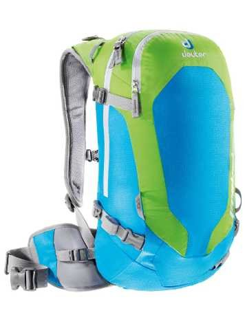 Deuter Provoke 16 Backpack turquoise / kiwi / bleu Taille Uni