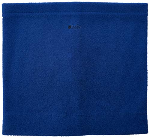 Barts fleece col kids basic scaldacollo, taglia unica, blu