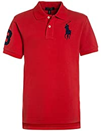 Polo Ralph Lauren Uomo Big Pony T-Shirt Polo Uomo Custom fit