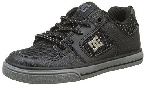 DC Shoes Pure SE - Chaussures pour garçon 301344A Noir (Kbk)