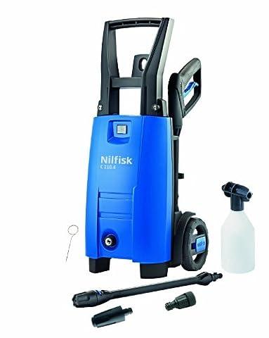 Nilfisk C110 4-5 X-Tra Pressure Washer with 1400 W Motor