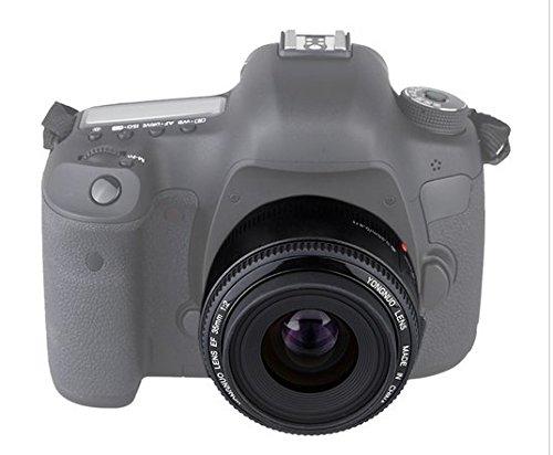 Preisvergleich Produktbild Gowe F2Objektiv 1: 2AF/MF Weitwinkel-Fest/Prime Autofokus Objektiv für Canon EF EOS Kamera
