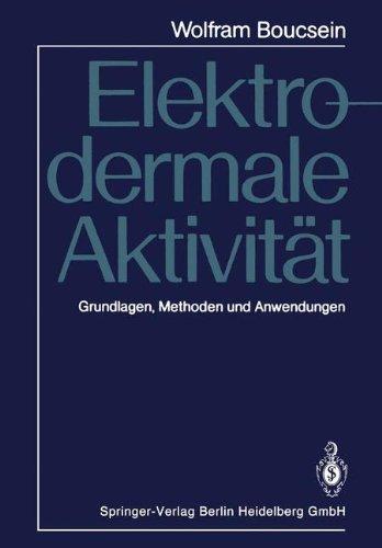 Elektrodermale Aktivität: Grundlagen, Methoden und Anwendungen