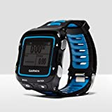 Garmin Forerunner 920XT GPS Multisport Watch with Running Dynamics, Connected Features and Heart Rate Monitor - Black/Blue