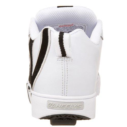 Heelys, Casual Uomo Bianco (blanc / Noir)