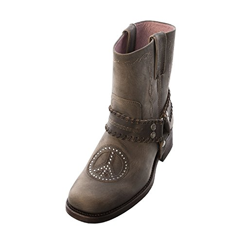 Sancho Boots, Stivali donna blank, (MATINO VINTABE), 38
