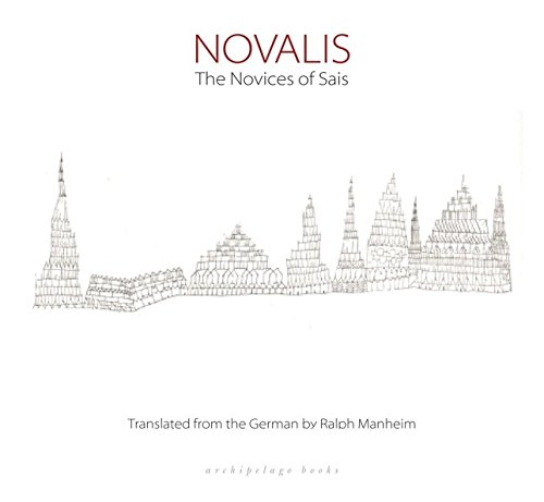 The Novices of Sais: With Illustrations by Paul Klee