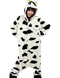 iLoveSIA - Pijamas unisex de forro polar de 1 pieza, diseño animal
