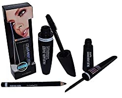 MAC 3IN1 EYELINER MASCARA EYEPENCIL