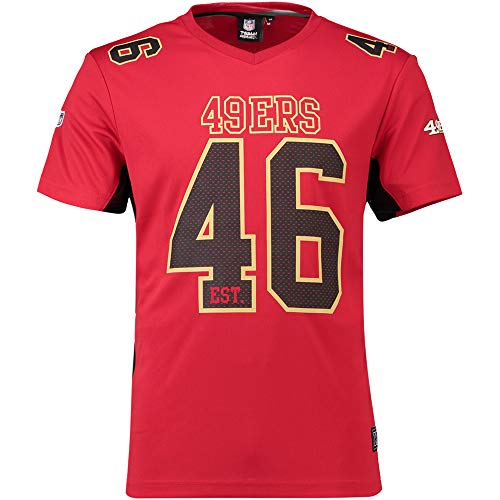 49ers T-shirts (NFL San Francisco 49ers T-Shirt rot XL)