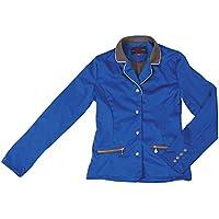Covalliero Orlando adult competition jacket 325206, Unisex, Sakko Orlando Competition Jacket, royal blue