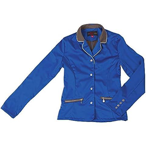 Covalliero, Giacca da competizione Donna Sakko Orlando, Blu (Royalblau),