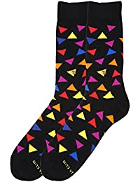 The Moja Club - Funky Triangle Colourful Socks