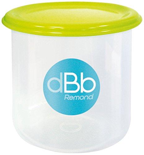 dBb Remond Pot Congélation 330 ml Vert