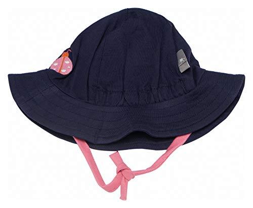 Sigikid Baby - Mädchen Mütze, Baby Mütze, per Pack Rosa (Blue Indigo 292), 39 (Herstellergröße: 39)
