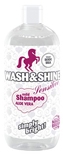 Kerbl Wash&Shine Shampoo Sensitive 500ml
