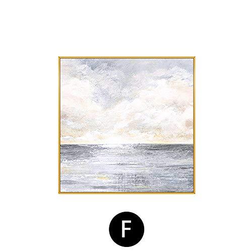 fengjiaren pittura ad olio dipinto a mano su tela,arte del paesaggio del mare,per la casa parete decorazione arte pittura cafe bar salotto camera da letto