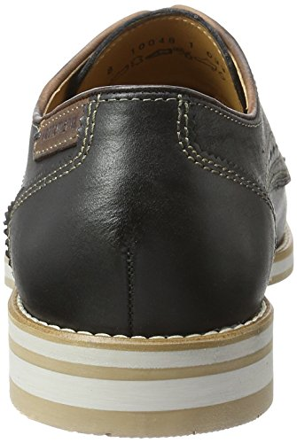 Fretz Men Mens Andrew Derby Nero (noir)