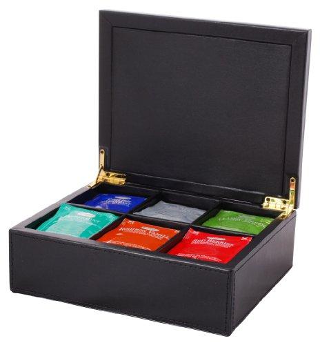 Schöne Geschenk-Teebox mit Tee von Ronnefeldt