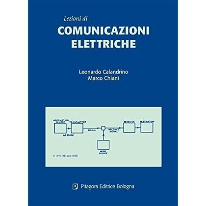 Lezioni Di Comunicazioni Elettriche