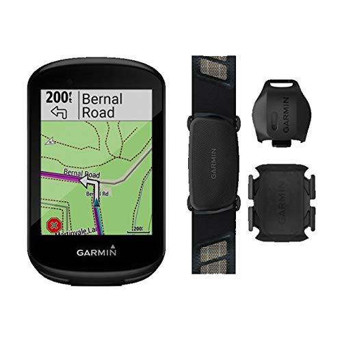 Garmin GPS Mano Ciclismo Edge 830 Pack Unisex Adulto, Negro(Negro), Talla Única