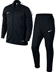 Nike Academy Knt Tracksuit 2 - Chándal para hombre, color negro / blanco, talla M