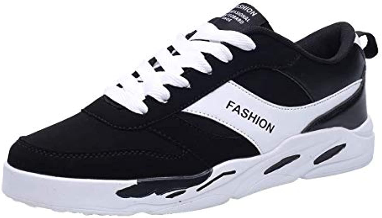 KMJBS Calzado de Hombre/Estudiante Corriendo Ocio Zapatos De Los Deportes Correr Moda Tendencia Zapatos Zapatos...