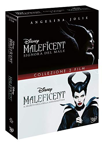 Maleficent Cof 1,2  (2 DVD)