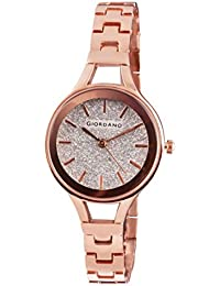 Giordano Analog Grey Dial Women's Watch - C2041-11