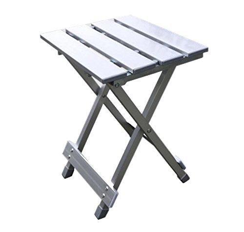 dingsheng aleación de aluminio taburete silla de pesca plegable portátil plegable Pesca al aire libre