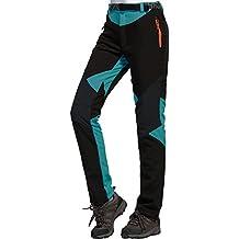 autentica di fabbrica 18bed 1f696 Amazon.it: pantaloni trekking donna - Multicolore