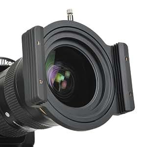 NiSi Système de fixation d'objectif professionnel en aluminium pour appareil photo 100mm
