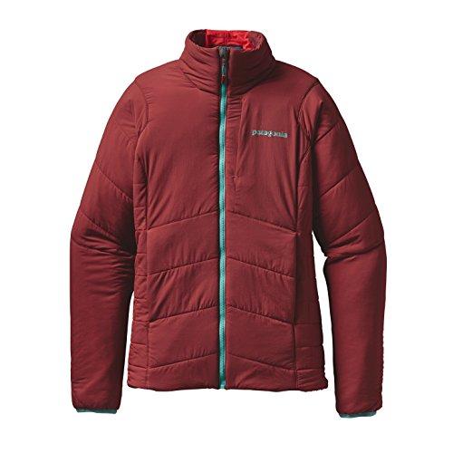 Patagonia nano veste-air Drumfire Red