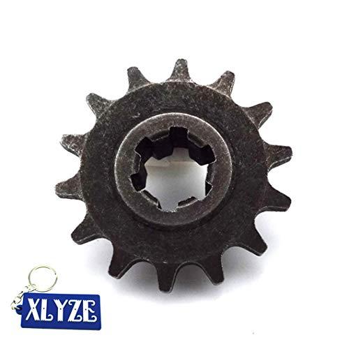XLYZE T8F 14T Kupplungsgetriebe vorne Ritzel 14 Zähne für 47cc 49cc Mini crosser Dirt Pocket Bike Scooter