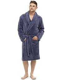 Prix Conseillé: 48€ original, pour homme de luxe Peignoir Pyjama en polaire confortable