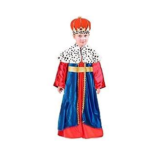 Disfraz Rey Mago Melchor niño infantil para Navidad