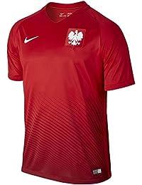 Nike Selección de Fútbol de Polonia 2015/2016 - Camiseta Oficial, ...