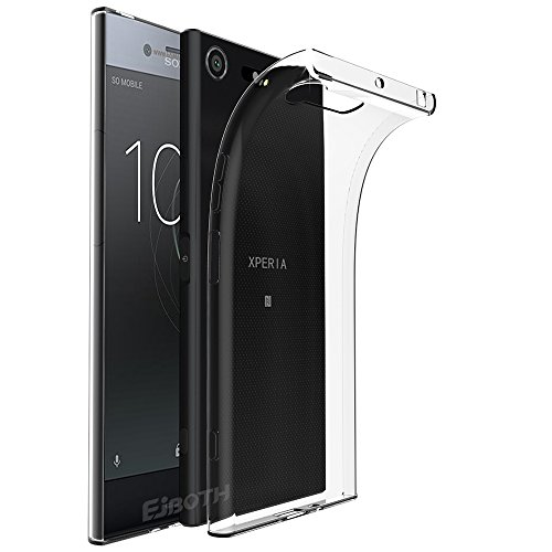 sony-xperia-xz-premium-case-ejboth-tpu-transparent-phone-case-crystal-clear-back-cover-soft-silicone