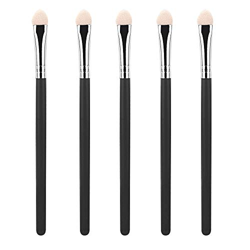 DaySing Brosse Makeup Brushes,Professionnelle Kits ,5Pcs Maquillage éPonge Fard à PaupièRes Eyeliner Pinceau Applicateur éPonge Makeup Brushes Brush Beauté Maquillage