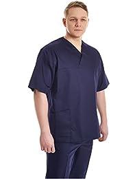 Vest Albus Pijama Sanitario Hombre Medico