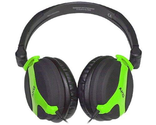 AKG K518 LE Kopfhörer grün