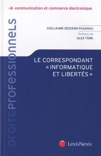 Le correspondant informatique et libertés