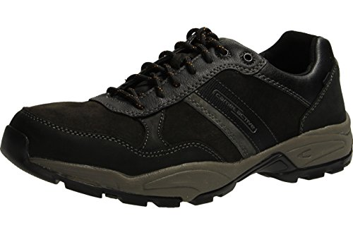 camel active Evolution wp 28 Herren Sneakers Black/Charcoal