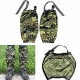 #10: Waterproof Racing Walking Hiking Gaiters Camouflage Boots Covers