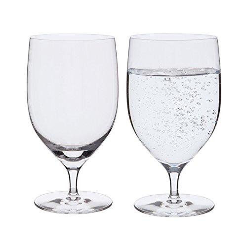 Dartington Vin Master Eau Minérale, Transparent, Lot de 2