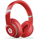 Beats by Dr. Dre Studio 2.0 Casque Audio Circum-Auriculaire - Rouge (Prise Anglaise)