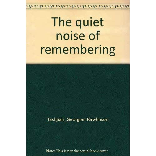 The quiet noise of remembering