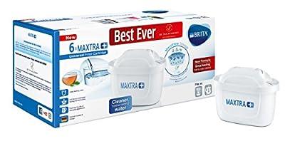 BRITA Maxtra+ Water Filter Cartridges, White